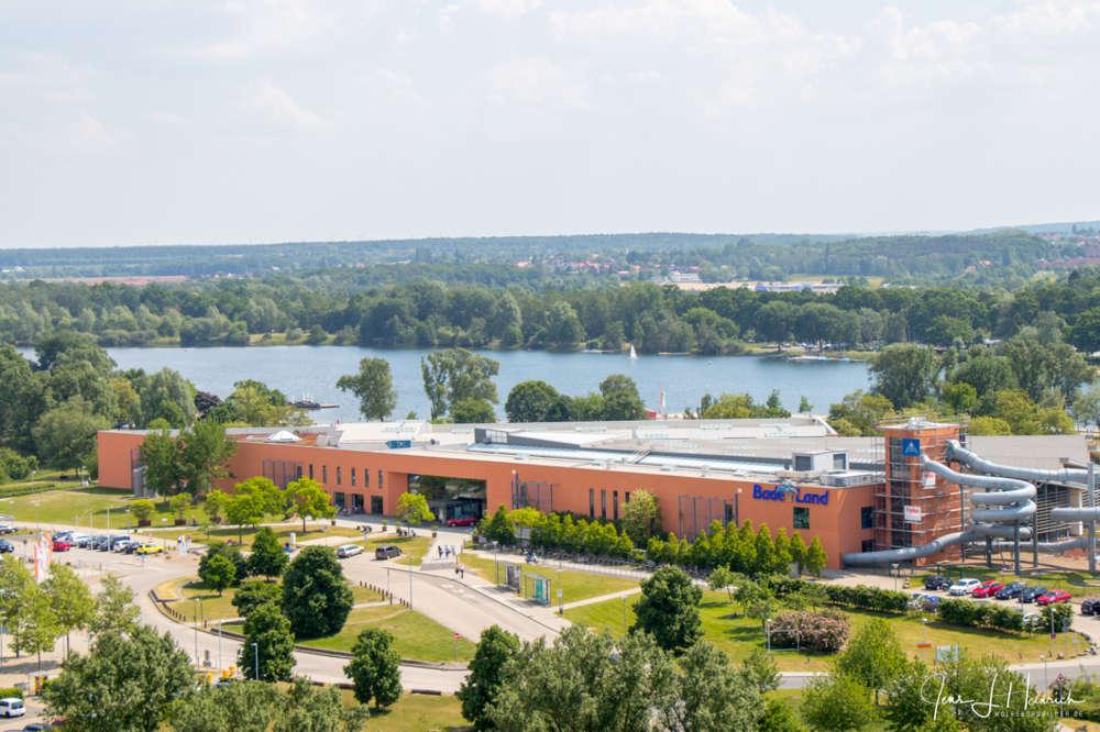 Badeland in Wolfsburg