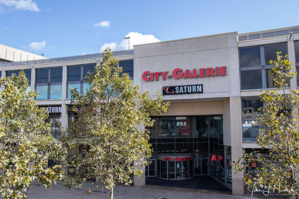 City-Galerie in Wolfsburg