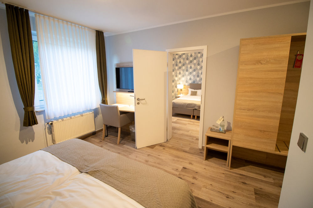Komfort Doppelzimmer mit Zwischentür