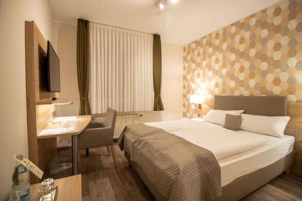 Doppelzimmer Standard im Hotel Fallersleber Spieker
