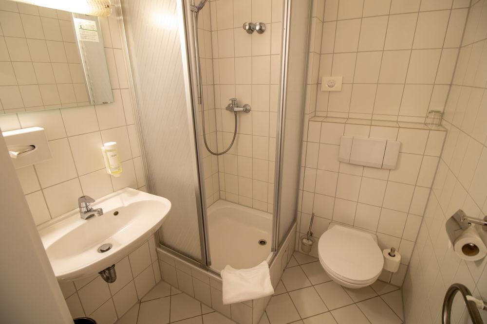 Einzelzimmer Standard Bad