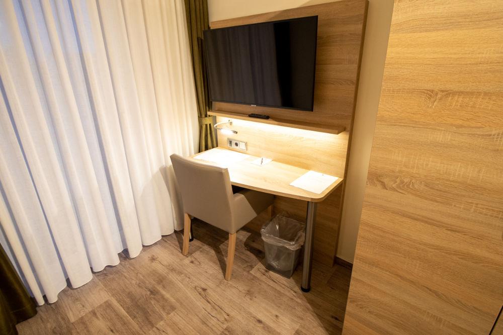 Einzelzimmer Standard Schreibtisch
