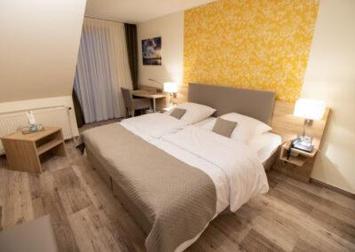 Familienzimmer Komfort Bett