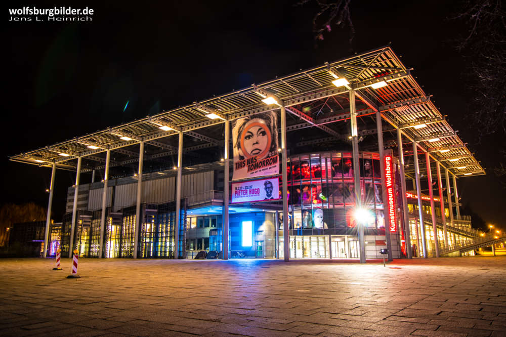 Kunstmuseum in Wolfsburg