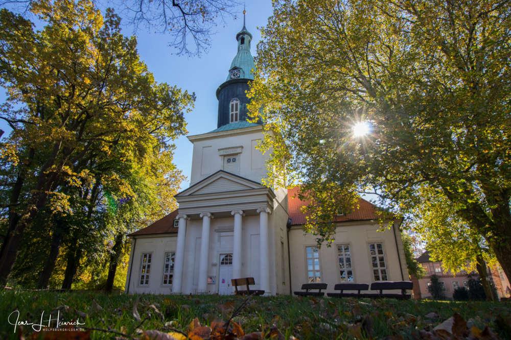 Die Michaeliskirche in Fallersleben