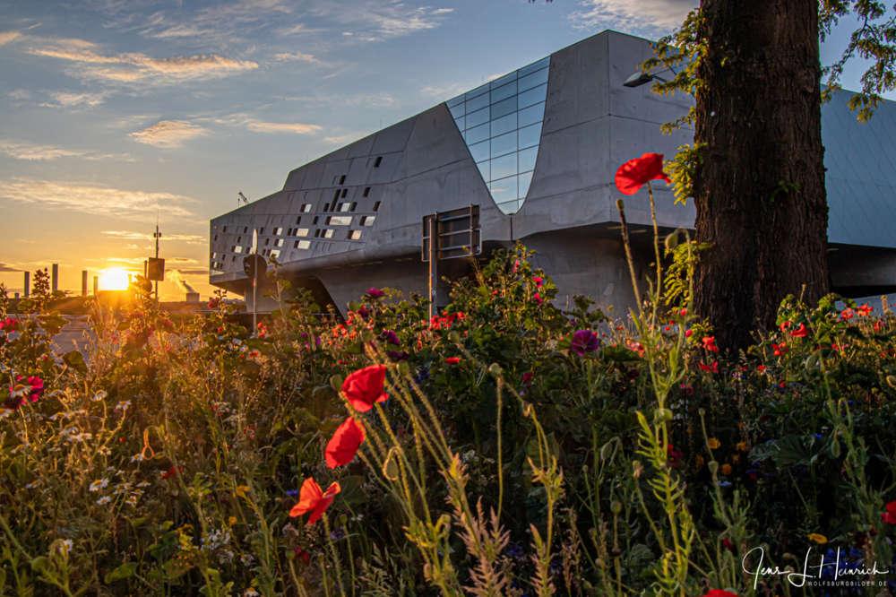Science Center Phaeno in Wolfsburg