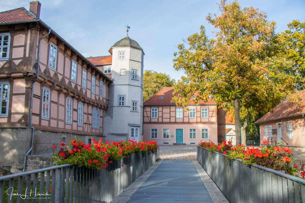 Das Schloss Fallersleben