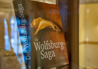 Die Wolfsburg-Saga - Das Buch